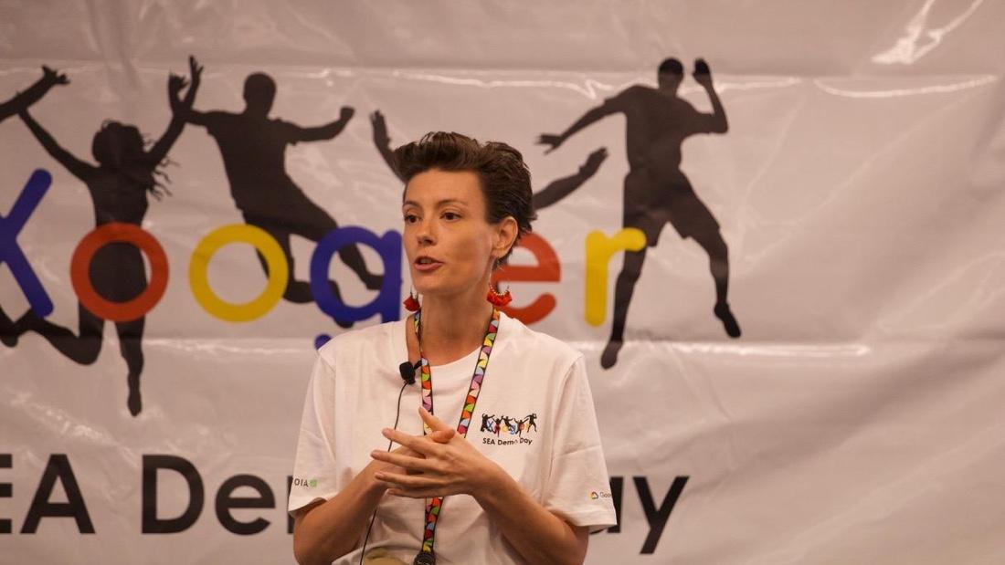 Strategi rekrutmen startup   Anne Caron