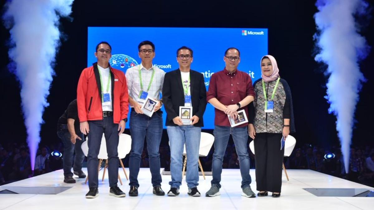 Microsoft Andalkan Hybrid Cloud untuk Layani Konsumen di Indonesia