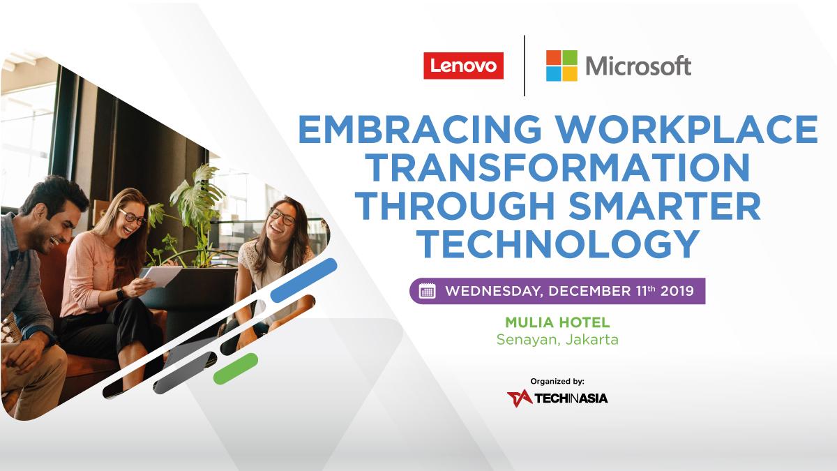 Menakar Pentingnya Teknologi dalam Proses Transformasi Tempat Kerja