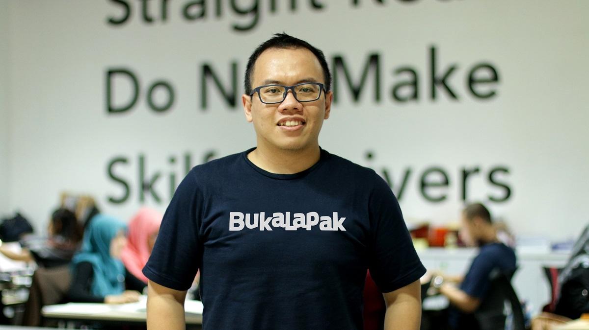 Fajrin Rasyid Co-founder Bukalapak Jadi Direktur Bisnis Digital Telkom