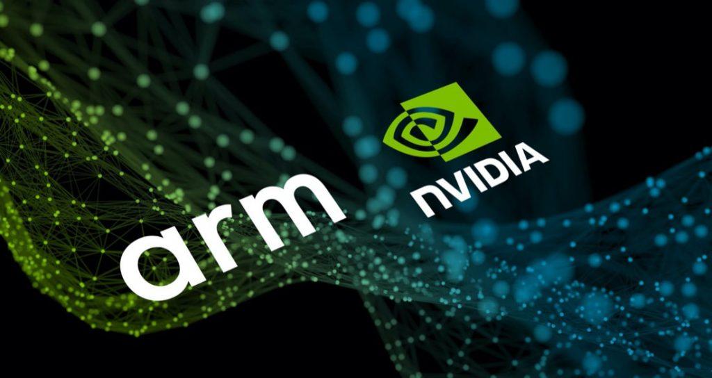 Arm Nvidia   Feature
