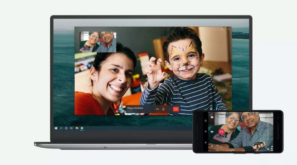 WhatsApp Video Voice Desktop | Featured